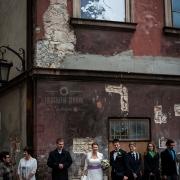 Ceremonia Ślubu Izy i Jarka, Bazylika o. Dominikanów w Lublinie