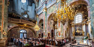 Ceremonia Ślubu Lublin - Katedra Lubelska