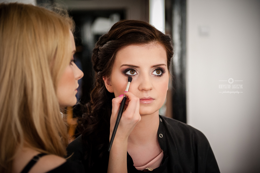 Przygotowania do ślubu, kosmetyczka Lublin