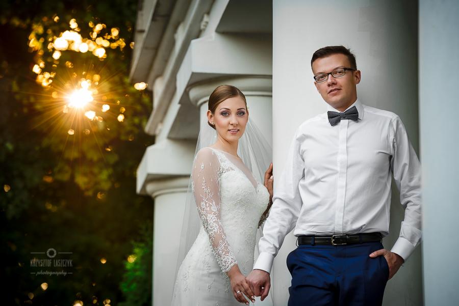Ślubna sesja plenerowa Warszawa