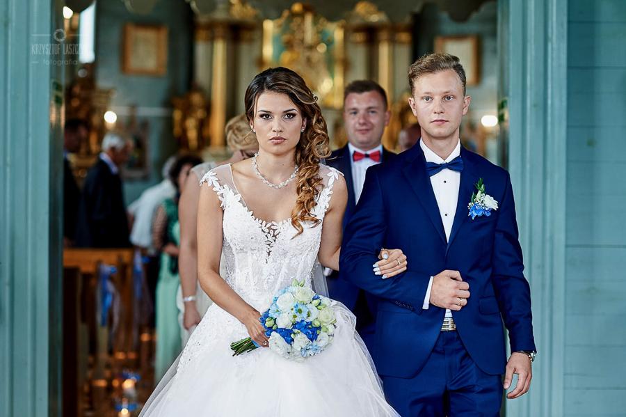 Marlena I Maciej Janów Lubelski Zamek Krzyżtopór Fotografia ślubna