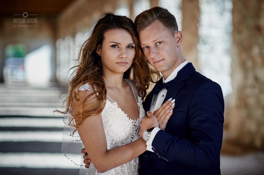 Marlena I Maciej Janów Lubelski Zamek Krzyżtopór Krzysztof